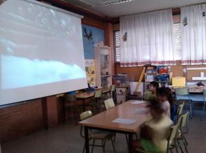 Hem vist trossets de pel·lícules en anglès!
