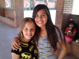 Denisse is taller than Beatriu
