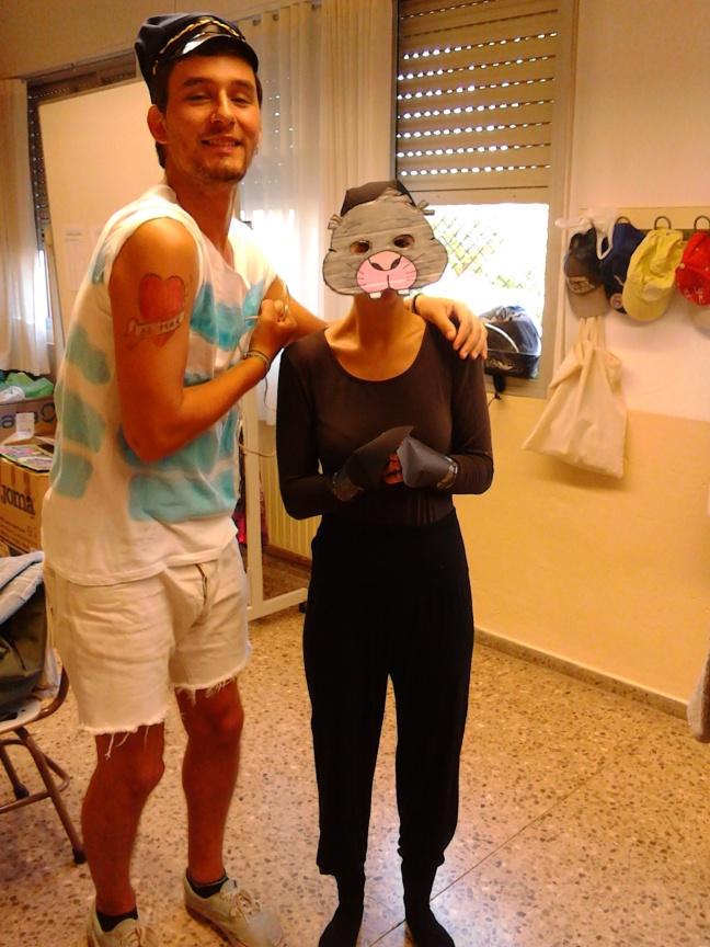 La Foca Topoca i el Mariner Oriol ens venen a visitar