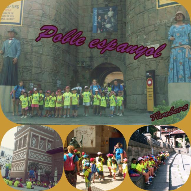 collage poble espanyol1