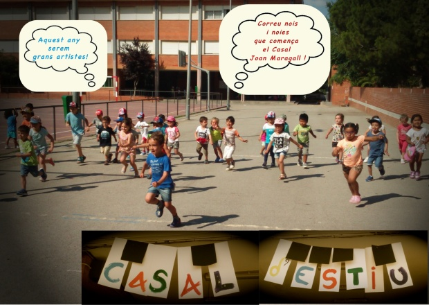 COMIENZA EL CASAL!!!!! inicio